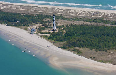 Cape Lookout 6 Poster by Betsy Knapp