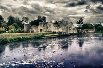 Castle Desmond Adare County Limerick Ireland Poster by Joe Houghton