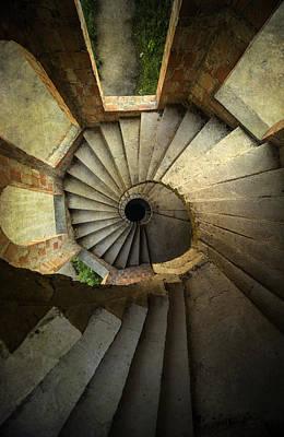 Castle Of Unfinished Dreams Poster by Jaroslaw Blaminsky