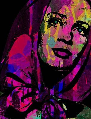 Celia Hammond 2b Poster by Otis Porritt