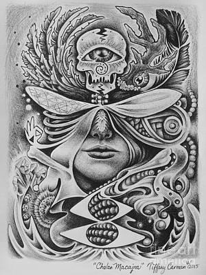 Chalan Macajna Poster by Tiffany Carman