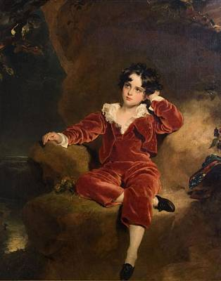 Charles William Lambton Poster by Thomas Lawrence