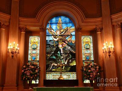 Charleston Church Poster by Kathleen Struckle