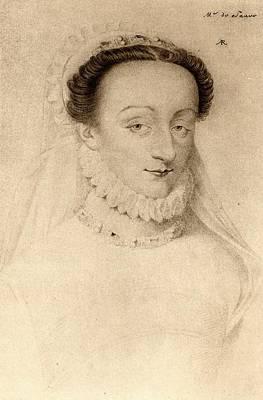 Charlotte De Beaune, Baronne De Sauve Poster by Vintage Design Pics