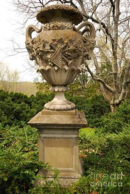 Cheekwood Urn Poster by Donald Groves