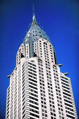 Chrysler Building Poster by John Greim