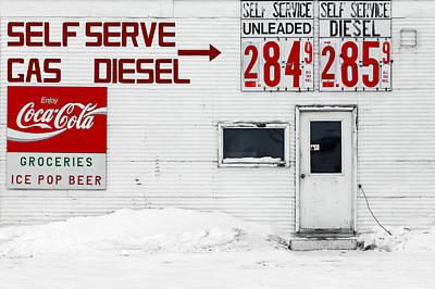 Circle, Montana Poster by Todd Klassy