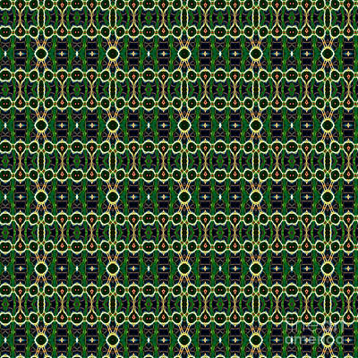 Circuit Pattern Poster by Niday Picture Library