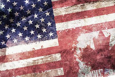 Co-patriots  Poster by Az Jackson