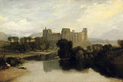 Cockermouth Castle Poster by Joseph Mallord William Turner