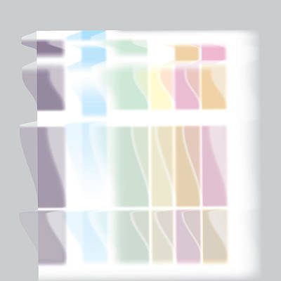 Color Condo Poster by Kevin McLaughlin