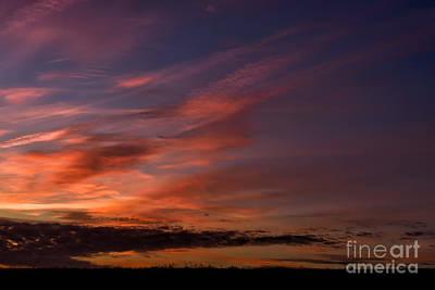 Colorful Dawn Poster by Thomas R Fletcher
