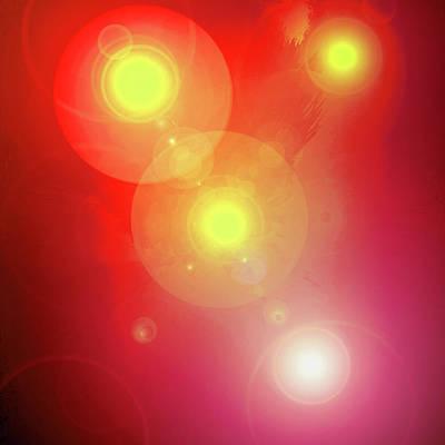 Colour-light No. 01 Poster by Ramon Labusch