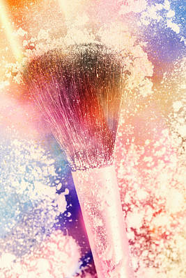 Colourful Cosmetics Poster by Jorgo Photography - Wall Art Gallery