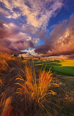 Come Dance With The West Wind Poster by Phil Koch