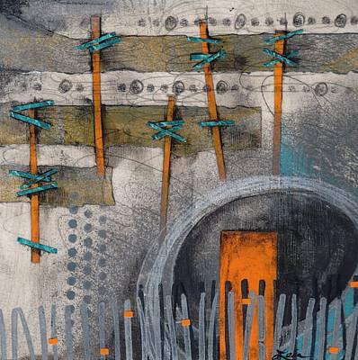 Connectedness Poster by Laura  Lein-Svencner