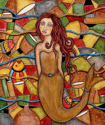 Cordelia Poster by Rain Ririn
