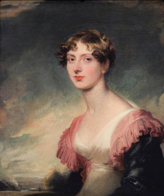 Countess Of Plymouth Poster by Sir Thomas Lawrence