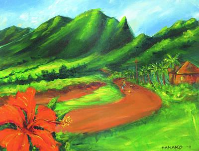Country Comfort Poster by Hanako Hawaii