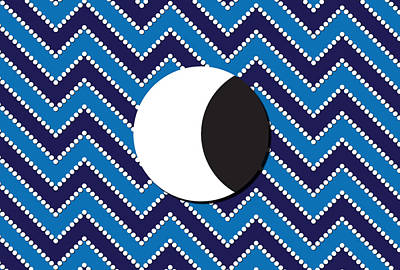Crescent Moon Poster by Pelo Blanco Photo