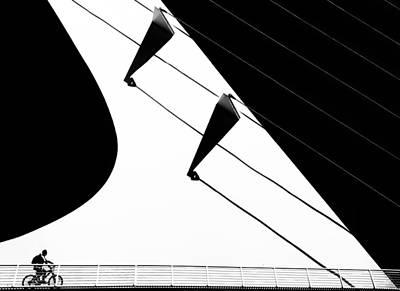Crossing Poster by Susanne La.