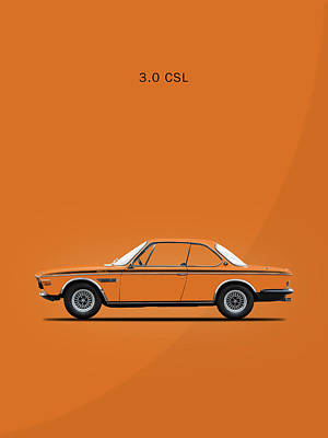 Csl 72 Poster by Mark Rogan