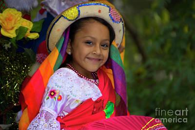 Cuenca Kids 865 Poster by Al Bourassa