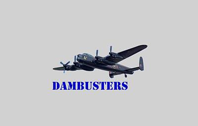 Dambusters Poster by Scott Carruthers