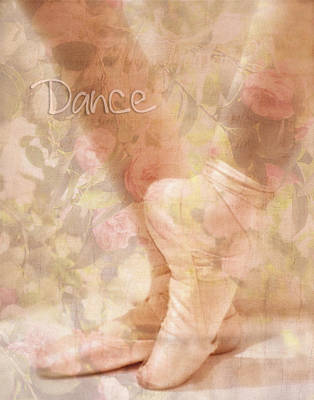 Dance Poster by Marianne Campolongo