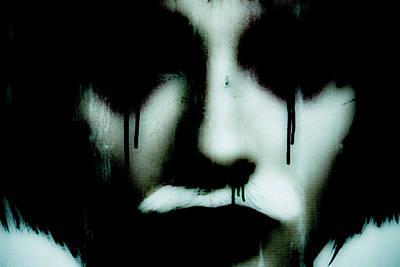 De Face IIi Poster by Grebo Gray