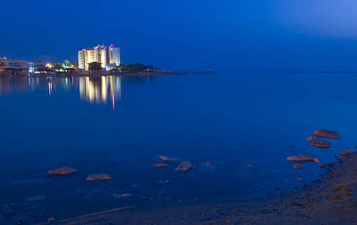 Dead Sea Poster by Kobby Dagan