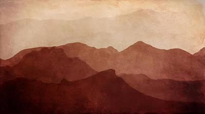 Death Valley Poster by Scott Norris