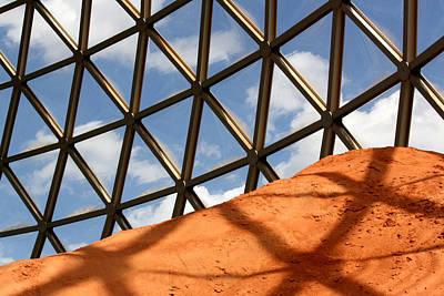 Desert Dome Poster by Karen M Scovill