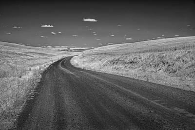 Deserted Farmland Poster by Jon Glaser