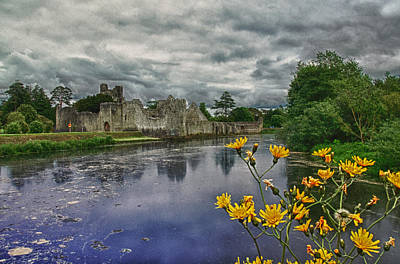 Desmond Castle Adare County Limerick Ireland Poster by Joe Houghton