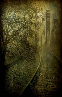 Destination Poster by Svetlana Sewell