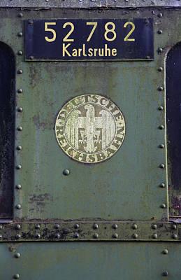 Deutsche Reichsbahn Poster by Falko Follert
