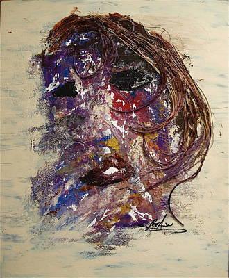 Disfigured Poster by LeeAnn Alexander