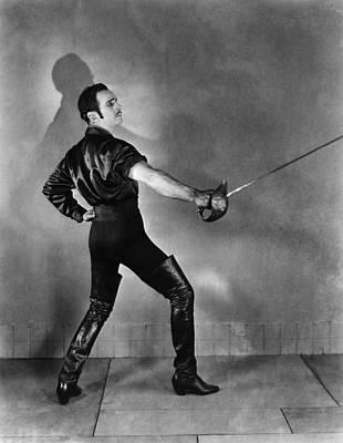 Don Q Son Of Zorro, Douglas Poster by Everett
