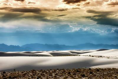 Dunes Poster by James Barber
