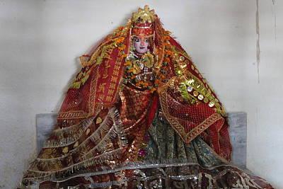 Durga Devi, Near Kainchi Poster by Jennifer Mazzucco