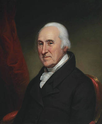 Edward Burd Poster by Charles Willson Peale
