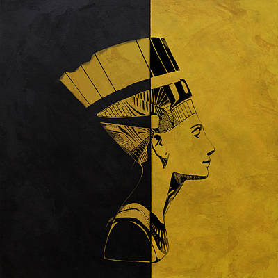 Egyptian Culture 53c Poster by Corporate Art Task Force