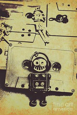 Eighties Rewind  Poster by Jorgo Photography - Wall Art Gallery