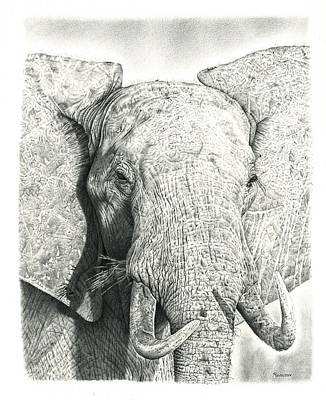 Elephant Poster by Remrov