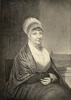 Elizabeth Fry, 1780-1845. English Poster by Vintage Design Pics