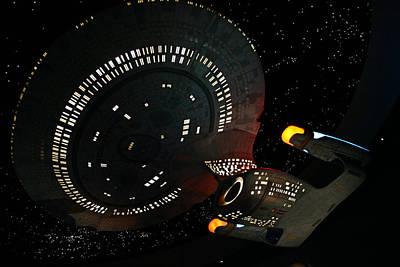 Enterprise Poster by Kristin Elmquist