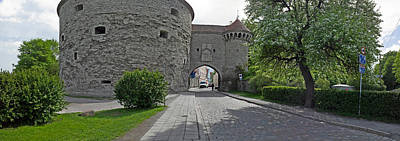 Entrance Of A Fortress, Fat Margaret Poster by Panoramic Images