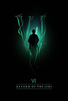Episode Vi Poster by Alyn Spiller
