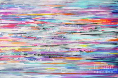 Essence Poster by Expressionistartstudio Priscilla-Batzell